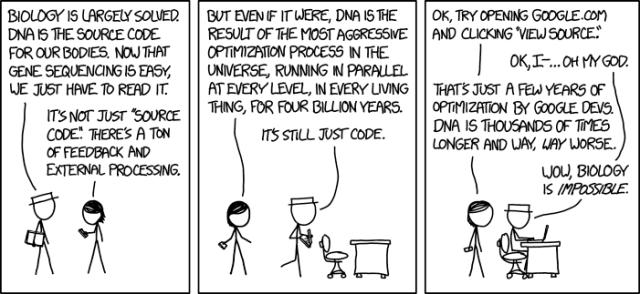 Genetic challenge