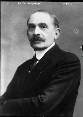 Sergei Voronoff